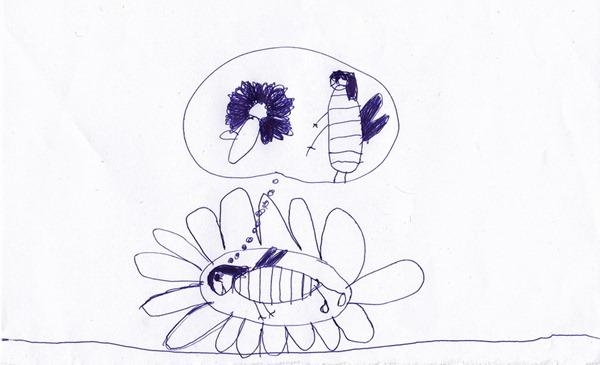 2011 01 08 Horoshii son Pchelki thumb Продолжение сна Пчёлки и как она проснулась