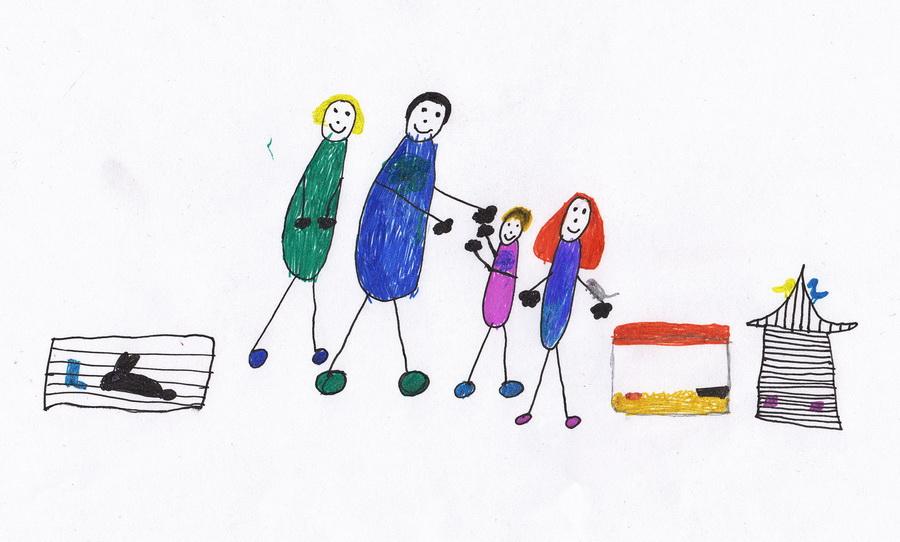 17 02 2011 moya semya Моя семья и мои животные
